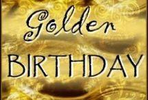 Sadie's golden birthday