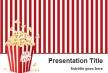 Entertainment PowerPoint Templates / by Free PowerPoint Templates