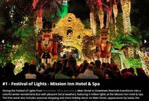Riverside for the Holidays / Spend your holidays with all the spirit Riverside, California has to offer!