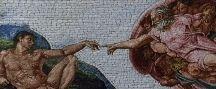 Micromosaico o mosaico filato