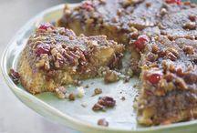 Breakfast Bread/Cake / by Gwen Bennett (Imperfect Pastries)
