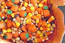 Yummy Snacks for fall / by Lisa Malone