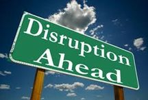 Business Transformation / Leave the comfort of the familiar and wage a revolution on the status quo!