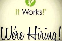 It Works! Distributors / Need some extra cash? Want to help people? Join my team today!