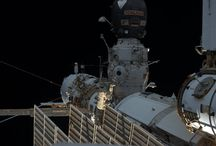 Karen Nyberg on the ISS... / Karen Nyberg sharing her adventures on Pinterest / by Karen White