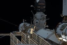 Space - the Final Frontier / Karen Nyberg sharing her adventures on Pinterest