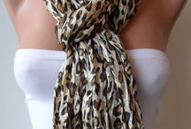 Accessories and Scarves :) / by Jessica Burant