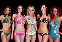 Vegas Body Painting with Skin City Body Painting / Las Vegas' premier body painting company -- providing professional body paint, makeup & hair styling to locals and visitors alike! Also specializing in models, entertainers, and acrobatic talent for promotions, events, conventions & parties. / by Stacia iPartyinVegas