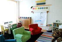 Playroom / by Wendee Hampton Disher