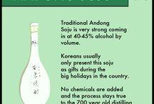Koreai italok