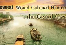Grand Canal Tour / Starting from Beijing, we'll go through North China region, Shandong land, Henan territory and south Yangtze River region, ends at Hangzhou – the capital of ancient Song dynasty. Tourists can have a full view of China scenery, taste the customs in each region, and observe the 2000 years of canal vicissitudes. http://www.absolutechinatours.com/china-tours/CHP-522.html