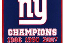 New York Giants / by Katelyn Elaine