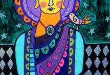 dipinti mistici