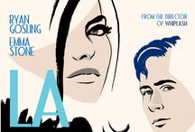 """La La Land / Avec """"La La Land"""", Damien Chazelle rend un vibrant hommage au grand réalisateur disparu Jacques Demy. Découvrant à l'âge de 17 ans """"Les Demoiselles de Rochefort"""" le futur cinéaste  sait ce qu'il veut devenir : Jacques Demy (L'Express)"""
