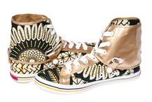 African print shoes / African print shoes and footwear #africanprints #africanaccessories #africanfashion