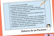 Derechos de Pacientes / Psicología - Salud - Pacientes crónicos