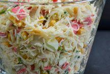 pyszna salatka