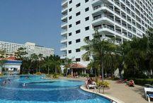 Jomtien Pattaya Thailand / Holiday in Thailand