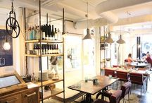 Cafe's & Shops to Love