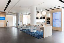 C&M shops &  showrooms / shops e showroom con prodotti Chairs&More
