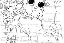 Dolls Digi Bestie Bestie Pet - Artelier AS e CRJr