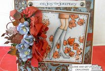 The Stamping Boutique Cards By Julie Gleeson