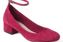 Comfortable heels / An oxymoron?
