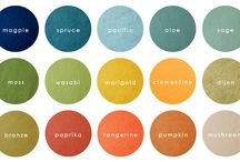 Color, Pattern & Surface Finishes / by Talulah Belle