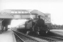 Railway Story - England 鉄道の話 - イングランド