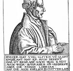 Martin Bucer / Images of the reformer Martin Bucer in the Public Domain