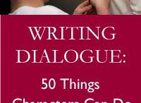 Writing Tips - Dialogue