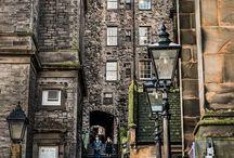 Scotland scenes