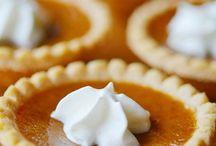 Тыквенные пироги