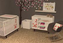 Sims - Modern - Nursery