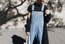 Clothing: Dungarees