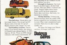 Datsun 620 transporter