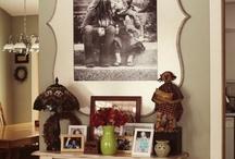 Home Decor / by Kellie Yeates