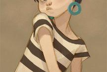 illustration (people)