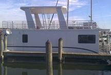 Our Fabulous Houseboats!