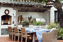 Terraza/ jardin