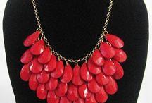Necklaces / by Amanda Clark