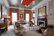 NYC Show Houses / Get inspired by these looks from NYC Show Houses