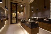Jewelry Interior / Jewelry shop design.