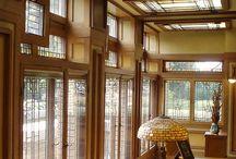 Frank Lloyd Wright / Design