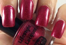 Lifestyle Lacquer Swatches
