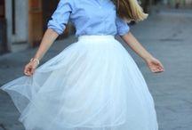 Style_Ballerina skirt