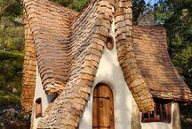 Сказочные дома
