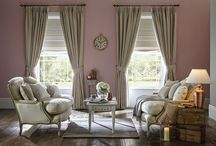 Curtains and Roman Blinds / A selection of some of our best curtain and roman blind designs.