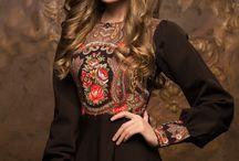 etniczne sukienki