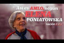 Elena Poniatowska , rusomexicana , rusa , mexicana ....